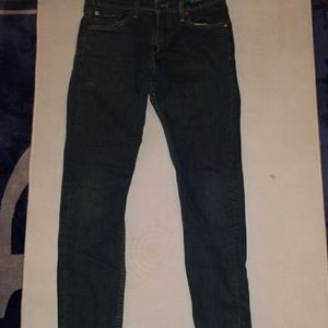 Gently used men's jeans